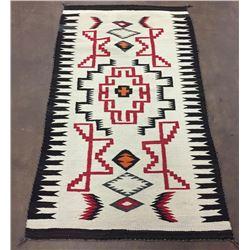 Vintage Ganado Navajo Textile