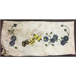 Hand Painted Parfleche Container