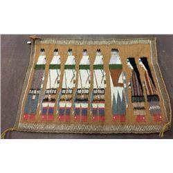 Very Fine Mini Navajo Textile