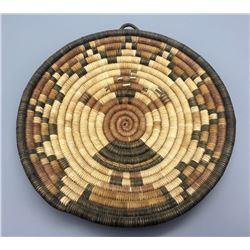 Vintage Hopi Figural Basket