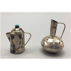 Mini Coffee Pot And Pitcher
