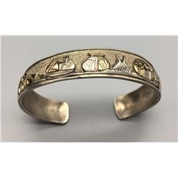 Sterling Silver Storyteller Bracelet