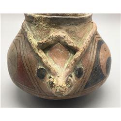 Prehistoric Casa Grandes Effigy Pot