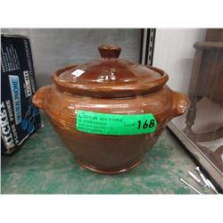 Vintage Pearson's Chesterfield English Bean Pot