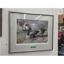 Arnie R. Fisk Signed Limited Edition Print