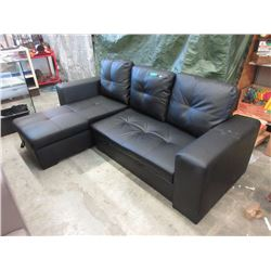"""New 2 Piece 82"""" Sectional Sofa with Chase End"""