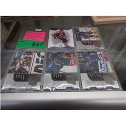 5 Limited Edition Wayne Gretzky Upper Deck Cards
