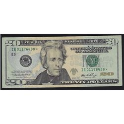 2006 $20 Federal Reserve STAR Note