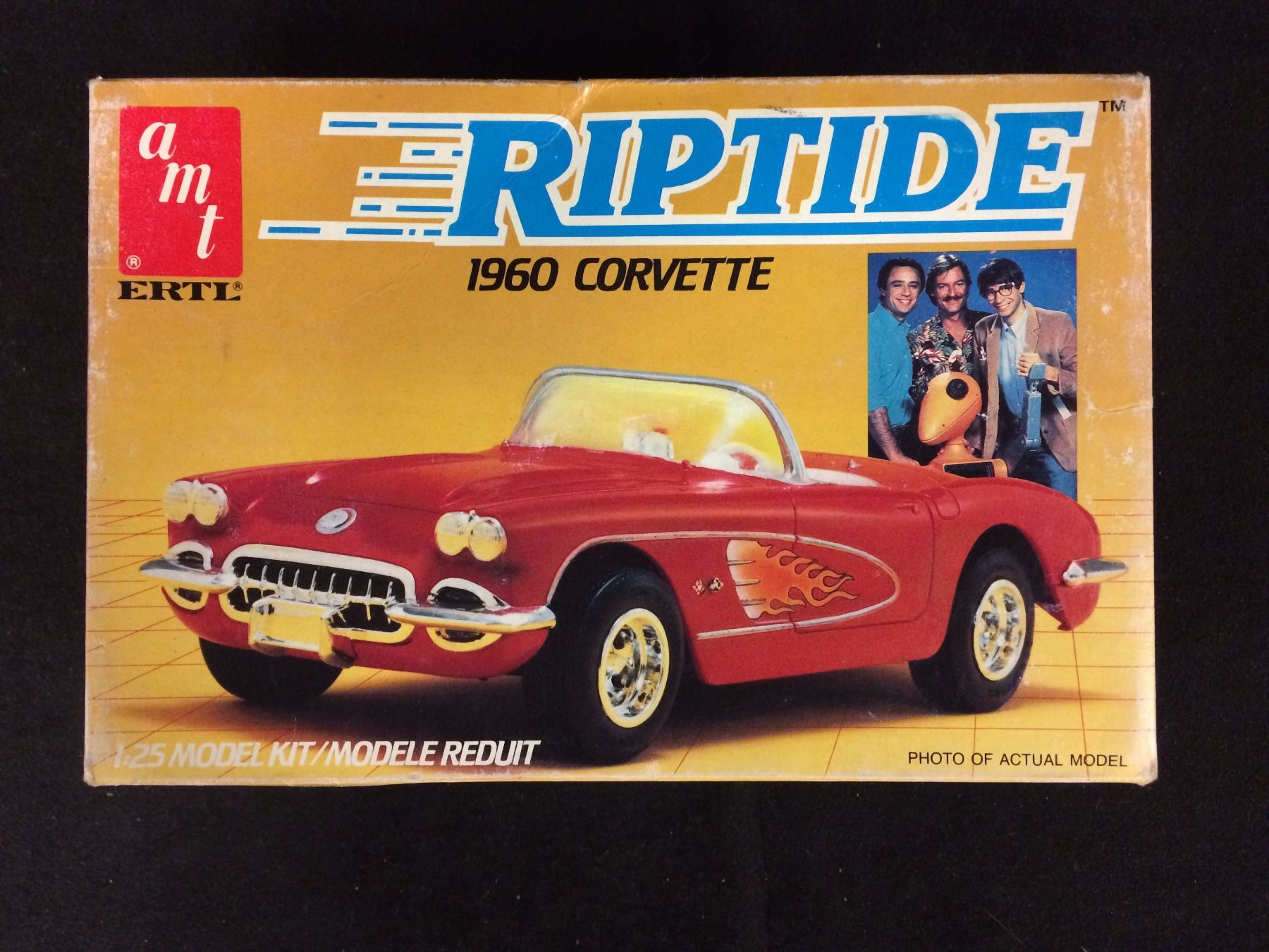 Image result for amt riptide corvette