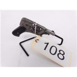 PROHIBITED NO US BUYERS. Unknown European Pocket Revolver