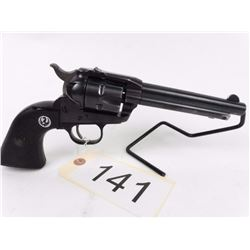 RESTRICTED Old Ruger Single Six