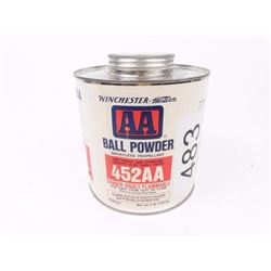452AA Ball Powder 3/4 full