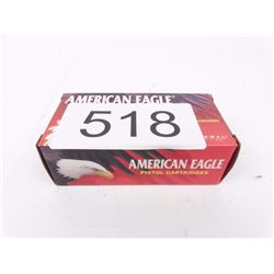 American Eagle 357 magnum full box