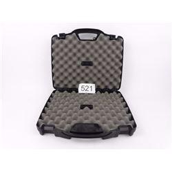 Plastic pistol case