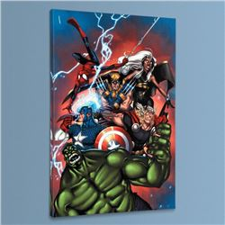 Marvel Adventures: The Avengers #36