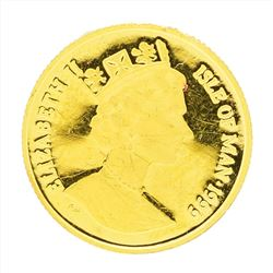 1999 Isle of Man 1/20 oz Gold Coin