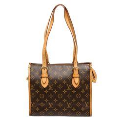 Louis Vuitton Monogram Canvas Leather Popincourt Haut Bag