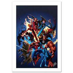 The Official Handbook of the Marvel Universe: Ultimate Marvel Universe