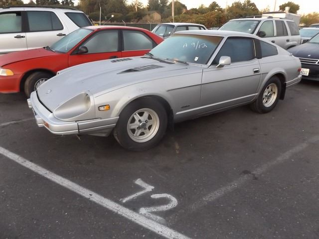 1983 datsun 280zx speeds auto auctions rh auctions speedstowingauction com 1983 280ZX Parts 1980 280ZX