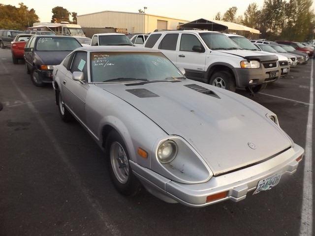 1983 datsun 280zx speeds auto auctions rh auctions speedstowingauction com 1983 280ZX Parts 1983 Datsun 280ZX Custom