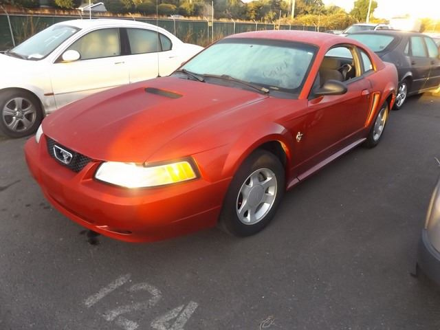 1999 Ford Mustang Speeds Auto Auctions