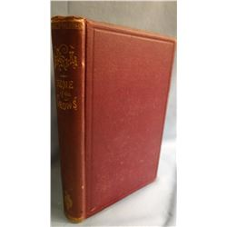 Carrington, Mrs Col Henry B, ABSARAKA, HOME OF THE CROWS, 1st G/  J B Lippencott 1868
