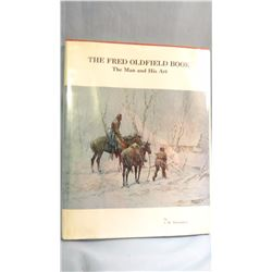 Moynahan, J. M. THE FRED OLDFIELD BOOK, ,1st, F/F w/ excellent sketch signed by Oldfield, Art of the