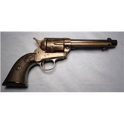 "Colt First Model revolver, .44-40  made 1903, SN 240122, 5 1/2"" bbl"