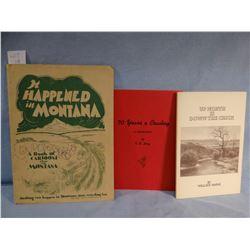 2 Books: Long, McRae