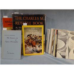 4 Books: McCracken, Mclaughlin, Russell