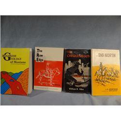4 books: Allen, Alt, Armstrong