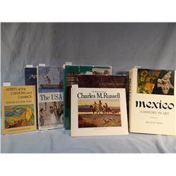 6 books: Scriver, Aldrich, Reed, Reynolds, Robertson, Smith