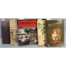 5 books: Bass, Beal, Berghold, Berry, Bentenson