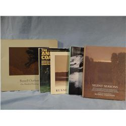5 books by Russell Chatham