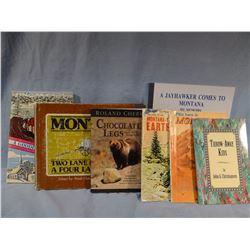 8 books: Cheek, Chesarek & Brabeck, Chittenden, Christiansen, Christopherson, Clark