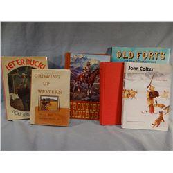 12 Books: Cowboy & Western