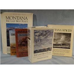 5 books: Kittridge, John Smart, Kohrs, Lambert