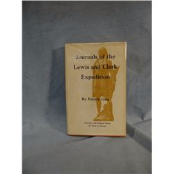 Gass, Patrick, JOURNALS OF LEWIS & CLARK, #1451 of 2000, rpt of 1810, (first journal published) VG/G