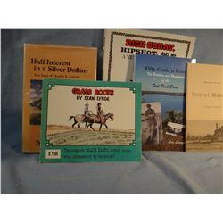 4 books: Lynde, Lonnquist, Murphy