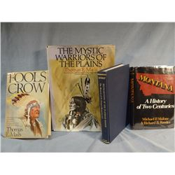 4 books: Malone & Roeder, Mengarini, Thomas