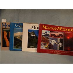 23 items, all Montana Geographic Series, by assorted authors.