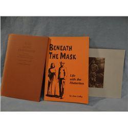 2 books: Lieby, Merriman
