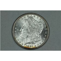 1891 Morgan, about MS63