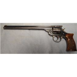 """H & R Expert revolver, .22, 10"""" bbl., SN 520653, with holster"""