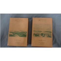 Chittenden, Hiram, HISTORY OF THE AMERICAN FUR TRADE, 2 vols., VG/VG, 1954