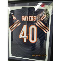 Gale Sayer's Jersey