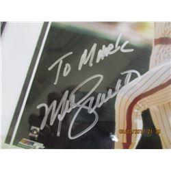 Mike Schmidt autographed Photo