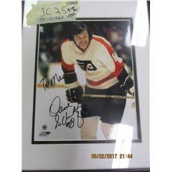 Dave Schultz autographed photo