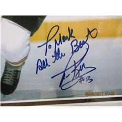 Tim Kerr autographed photo