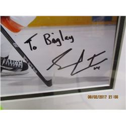 Sean Couturier autographed picture